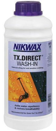 Nikwax TX.Direct Wash-In imprægnering storvask 1l