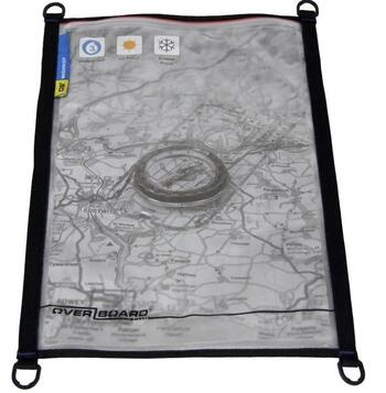 OverBoard Map Case A3 kortlomme