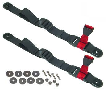 Seals Paddle Float Rescue Straps pagajholdere
