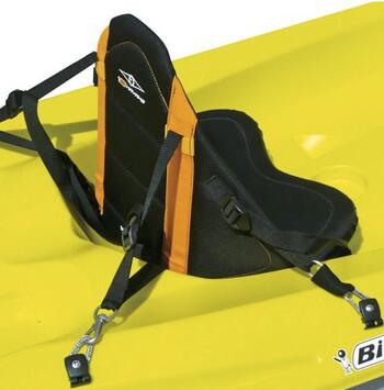 BIC Backrest Standard sæde