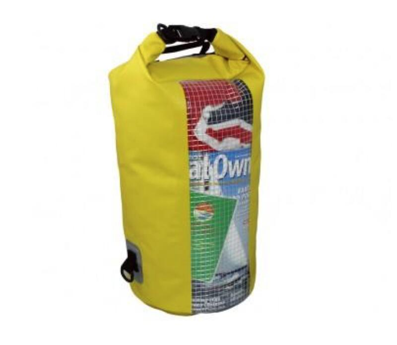 OverBoard Window Dry Tube 20 L pakpose
