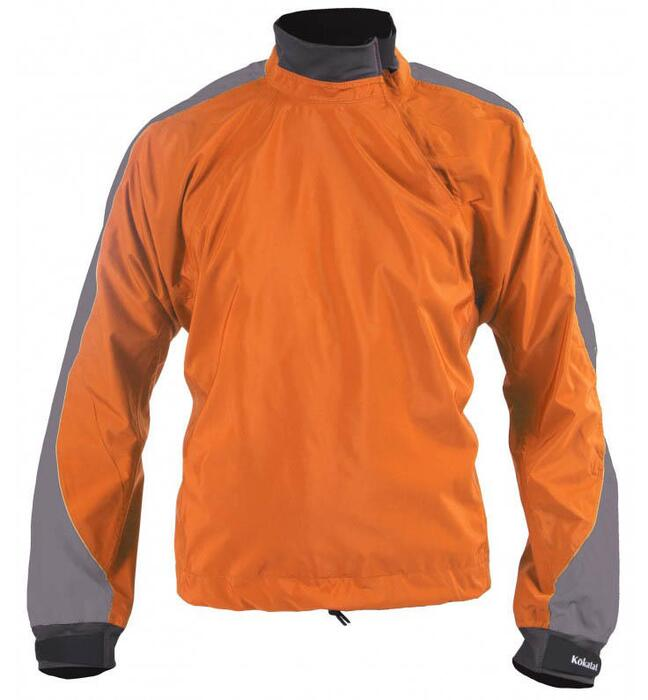 TILBUD: Kokatat Super Breeze Tropos Mens Jacket rojakke - Pumpkin