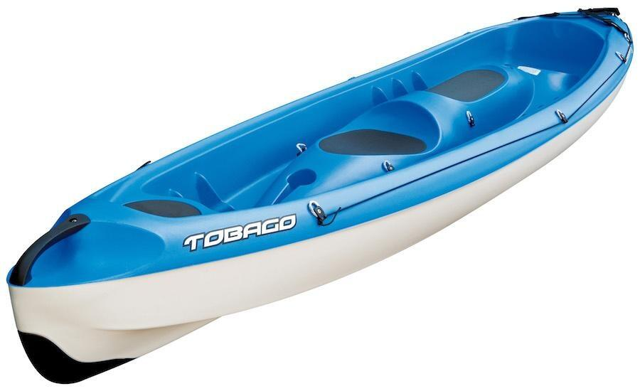 BIC Tobago Sit-On-Top kajakpakke