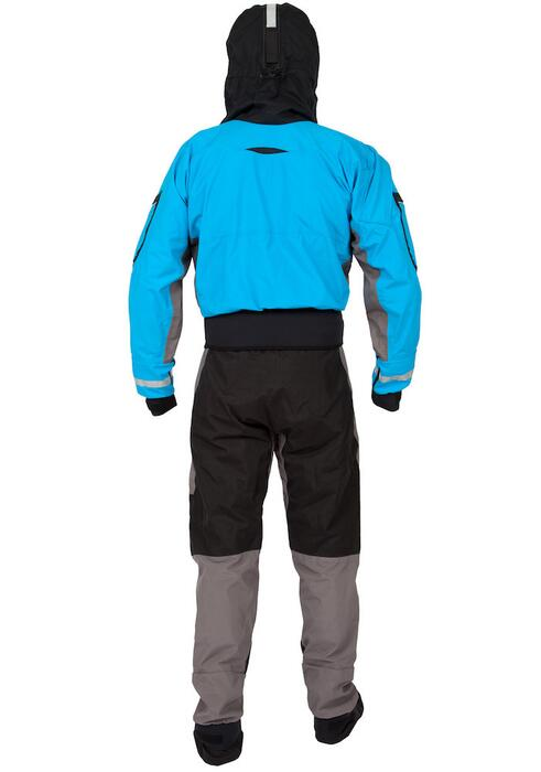 Kokatat Expedition Gore-Tex Drysuit tørdragt - Electric Blue