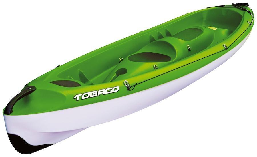 BIC Tobago Fashion  Sit-On-Top kajakpakke
