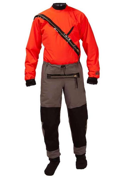 Kokatat Front Entry Gore-Tex Drysuit tørdragt - Red
