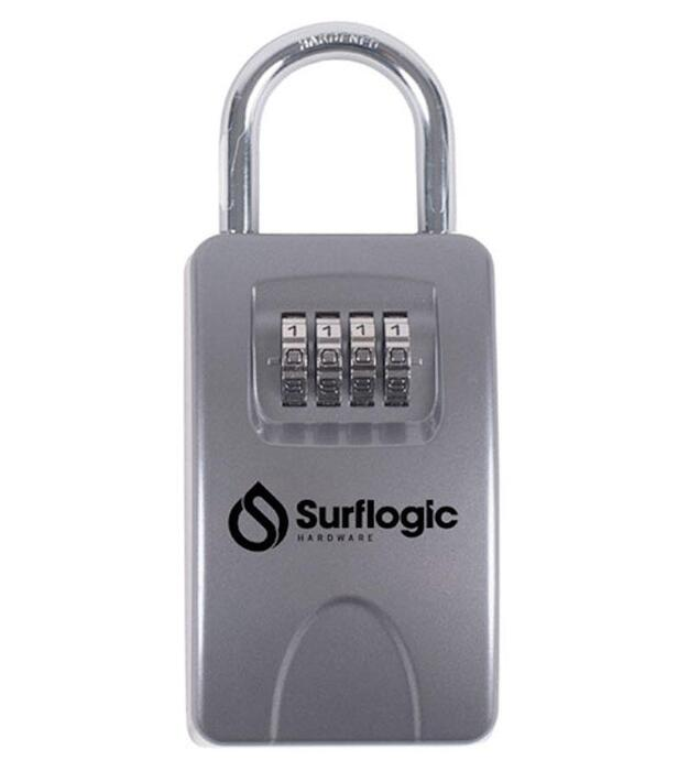 Surflogic Key Lock Maxi nøglebox Silver