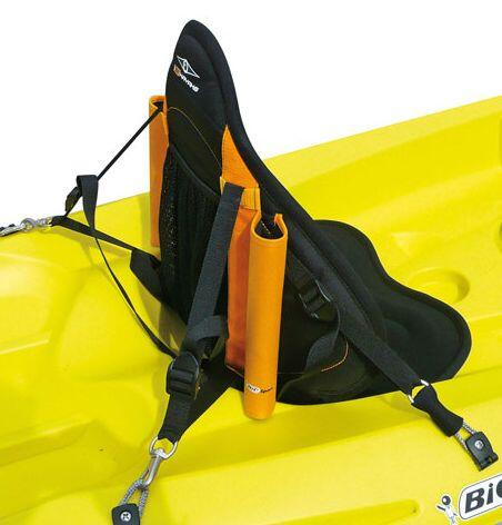 BIC Backrest de Luxe Fishing sæde