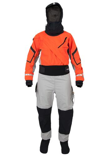 Kokatat Expedition Gore-Tex Womens Drysuit dametørdragt - Tangerine