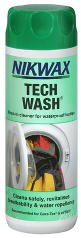 Nikwax Tech Wash vaskemiddel 300 ml