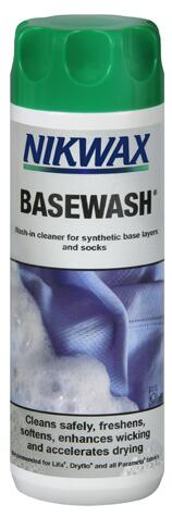 Nikwax Base Wash vaskemiddel 300 ml