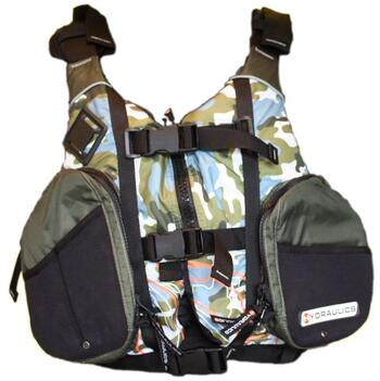 Hydraulics Fishing fiskevest