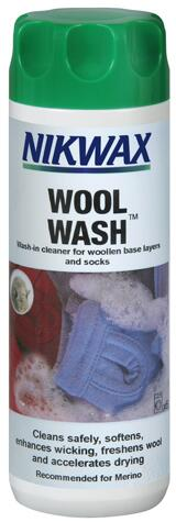 Nikwax Wool Wash vaskemiddel 300 ml