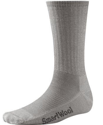 SmartWool Hike Light Crews Socks uldsokker