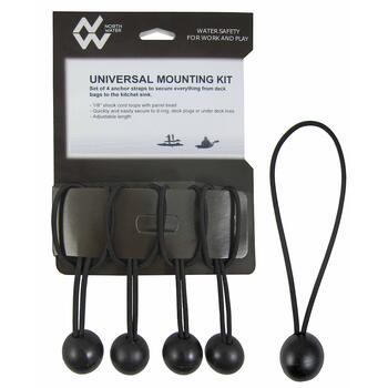 North Water Universal Mounting Kit stropper