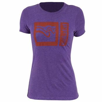 Kokatat Logo Womens T-shirt - Purple