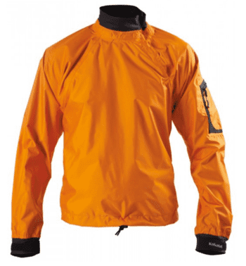 TILBUD: Kokatat Light Breeze Tropos Mens Jacket rojakke - Pumpkin