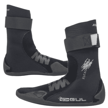 Gul Flexor Boot 5mm kajakstøvle